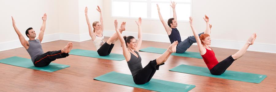 En forma con el método Pilates
